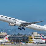 JALアメリカ西海岸・バンクーバー線 機材と座席表の情報 (2017年1~3月)
